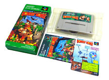Japanese Nintendo Super Famicom *SUPER DONKEY KONG COUNTRY* BOXED RARE