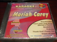 CHARTBUSTER 6+6 KARAOKE DISC 40070 MARIAH CAREY VOL 4 CD+G POP MULTIPLEX SEALED