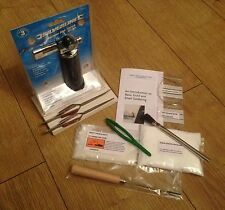Jewellery Making Tool Kit For Gold & Silver Repairs With Butane Torch & Guide