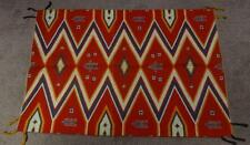 Vintage Native American Rug Possibly Navajo or even a Pendleton BEAUTIFUL!