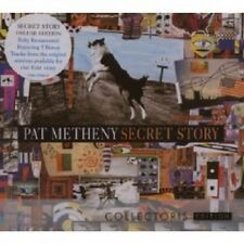 PAT METHENY GROUP - SECRET STORY 2 CD  19 TRACKS MAINSTREAM JAZZ  NEU