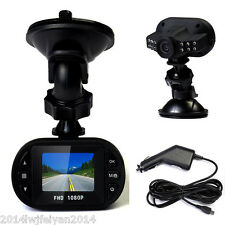 Car Truck Dash Cam DVR Video Recorder HD Camera IR Night Vision Camcorder 1080P