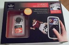NEW SEALED The Sharper Image U•VIDEO USB Compact Video Camera