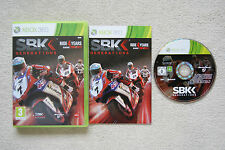 SBK Generations  Xbox 360 Game - 1st Class FREE UK DELIVERY