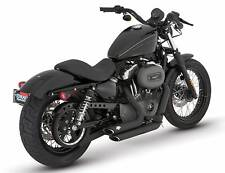 Sistema DI SCARICO VANCE & HINES HARLEY DAVIDSON SPORTSTER SHORTSHOT Staggered