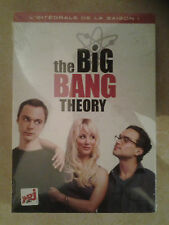 15239//THE BIG BANG THEORY SAISON 1  COFFRET  NEUF SOUS BLISTER