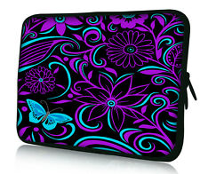 "10"" Inch 10.1"" Neoprene Sleeve Bag Case Cover For Netbook Laptop Tablet iPad PC"