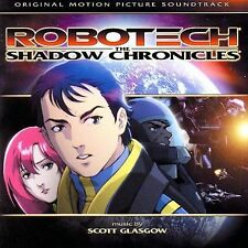 FREE US SH (int'l sh=$0-$3) NEW CD : Robotech: The Shadow Chronicles Soundtrack