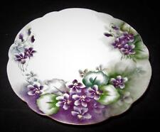 Limoges, France, M. Inderlied, Decorative Hand Painted Plate, 6""