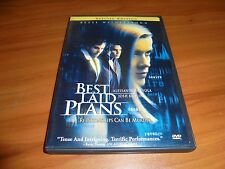 Best Laid Plans (DVD, 2000, Special Edition) Josh Brolin, Reese Witherspoon Used