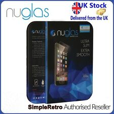 100% Genuine Nuglas for IPHONE 5/5S/5C/SE Tempered Glass Screen Protector