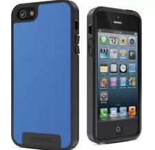 New Blue Cygnett Apollo Hybrid Shock-Absorbing Case for iPhone SE and 5/5S