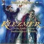 Itzhak Perlman -Klezmer and Tradition New CD