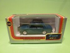 LADA +  ROOF RACK 1:43   USSR  CCCP   - GOOD CONDITION IN BOX
