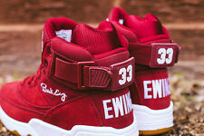 Ewing Athletics 33 HI Maroon Burgundy Basketball Sneakers 1EW90013-602 USA 11