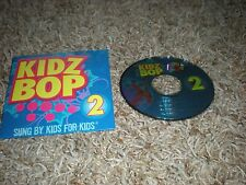 CD Music Kidz Bop 2 McDonald's Happy Meal Superstar With Love Chariot World