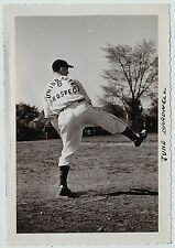 RARE Photo Lot set of 7 - 1st Baseball Game - Prospect NY 1940 Trenton Oneida Co
