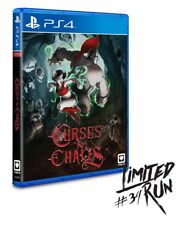 Curses N Chaos PlayStation 4 PS4 Limited Run Games 34 Rare Sold Out Preorder