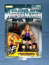 AL SNOW WORLD WWF WRESTLING FEDERATION WRESTLEMANIA FULLY LOADED JAKKS PACIFIC