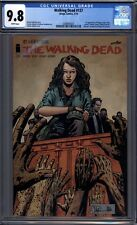 Walking Dead #127  1st Magna  OUTCAST Preview Kirkman 1st Print  CGC 9.8