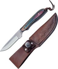 "Sawmill SM6 Li'l Skinner Fixed Knife 3.37"" Stainless Blade 7.25"" Overall"