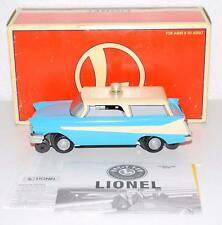 Lionel 6-18454 BLUE 68 Executive Inspection Car DeSoto stationwagon Archive Coll