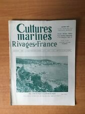 CULTURES MARINES RIVAGES DE FRANCE n° 83 : Nice : la baie des anges et