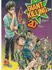 PLANET MANGA GIANT KILLING VOLUME 20 (sconto 15%)