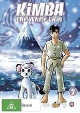 Kimba The White Lion : Vol 3 (DVD, 2005, 2-Disc Set)