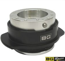 B-G Racing High Performance Steering Wheel Quick Release Coupling System + Screw