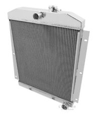 Champion 3 Row Radiator 1947-1954 Chevy Pickup Truck