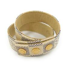 Authentic LOUIS VUITTON Damier azur Bracelet  #260-001-963-2414