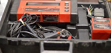SNAP ON SCANNER MT2500 DIAGNOSTIC READER + KEYS & CARTRIDGES - CONNECTORS -NICE!