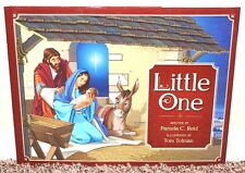 LITTLE ONE by Pamela Reid 2010 1STED CHRIST LIFE LDS MORMON KIDS BOOK TALL HB