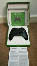 Black official Xbox One manette sans fil 3.5mm casque stéréo jack