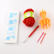 French Yarn Wool Rope Knitting Doll Craft Spool Loom Maker (BOX112)