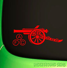 Arsenal Gunners Car Sticker Laptop Vinyl Decal