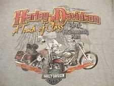 Harley-Davidson Motorcycles York Pennsylvania Open House T Shirt L