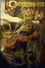 DC Multiverse n.11 : CONVERGENCE n. 2 ( ultra variant ) ed. LION COMICS