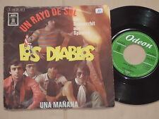 """LOS DIABLOS -Un Rayo De Sol- 7"""" 45"""