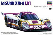 Hasegawa 20272 Jaguar XJR-8 LM Le Mans Type 1/24 scale kit New Japan