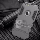 Hybrid Iron Man Armor Impact Hard Rugged Case Stand Cover for iPhone 6 6S 4.7