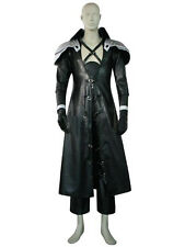 Original Cosplay Costume Final Fantasy 7 Sephiroth Deluxe Custom Size Full Suit
