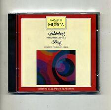 I MAESTRI DELLA MUSICA # Schonberg - Berg # De Agostini 1990 # CD