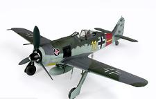 Ultimate soldier 1:32 focke wulf Fw-190A-8 jaune 11 21st century toys 1/32 mib