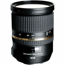 Tamron SP 24-70mm f/2.8 DI VC USD Lens for Canon Cameras