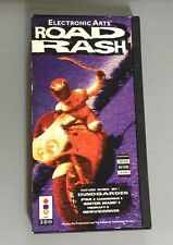 ROAD RASH EA ELECTRONIC ARTS video game 3DO 1994 Long box RARE VINTAGE