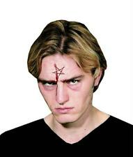 PENTAGRAM SCAR FOREHEAD MAKEUP KIT LATEX PROSTHETIC COSTUME PM9320