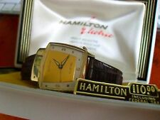 "Hamilton ""Everest"" Electric Wrist-Watch, 1959 in Original Box/w. Price Tag; L@@K"