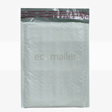 """100 #000 4x8 Poly Bubble Padded Mailers Envelope Plastic Bag Extra Wide 5"""" x 8"""""""